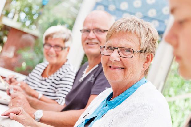 mötesplatser för äldre i sandhult